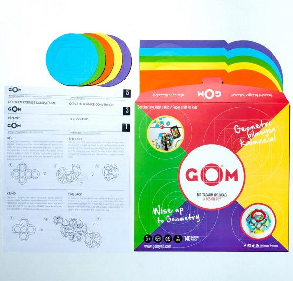 GOM eğitim aracı paketinin içindekiler